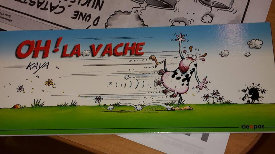 "alt=""« OH ! La Vache » de Kaya© Kaya - La Vache de Kaya JPEG  - 80.5ko"